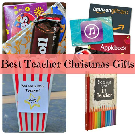 a list of the best christmas gifts for teachers save