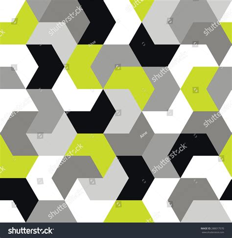 geometric pattern arrow seamless pattern endless background of geometric shapes
