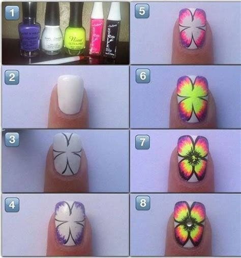 22 simple and easy nail designs you can do yourself