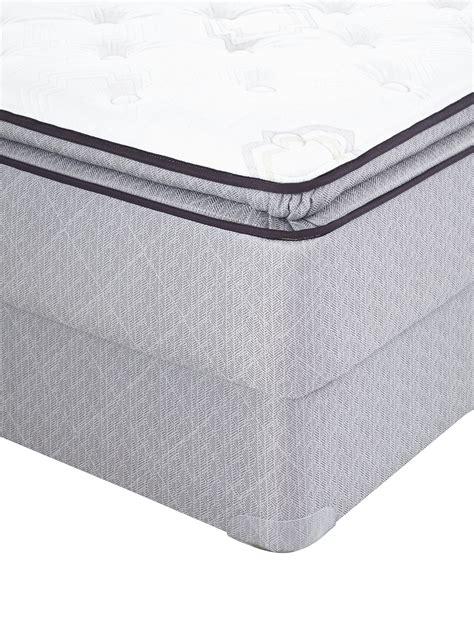 Sears Pillow Top Mattress by Sealy Presnell Pillow Top Plush Xl Mattress Sears