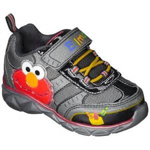 elmo shoes sesame elmo toddler boys athletic walking