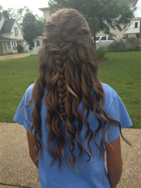homecoming hairstyles half up half homecoming hairstyles half up half hair