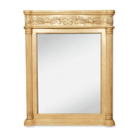 bath mirror discount bathroom mirrors antique white
