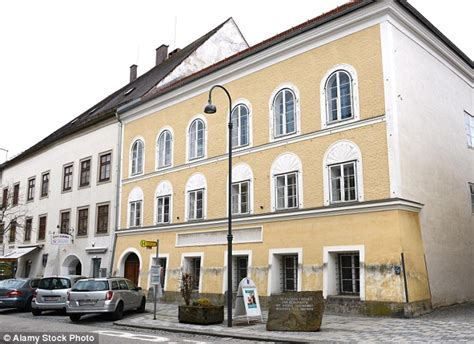 adolf hitler house braunau am inn austria house where adolf hitler was born may finally be demolished
