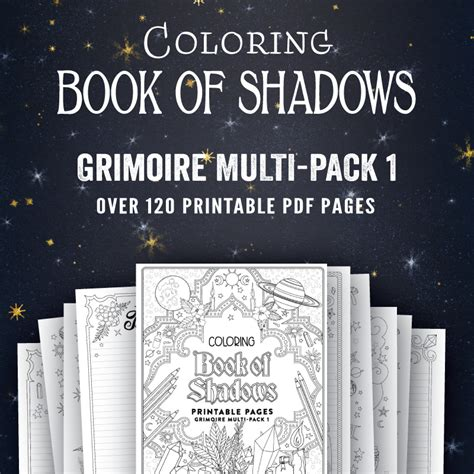 of shadows a novel books printable book of shadows pages coloring book of shadows