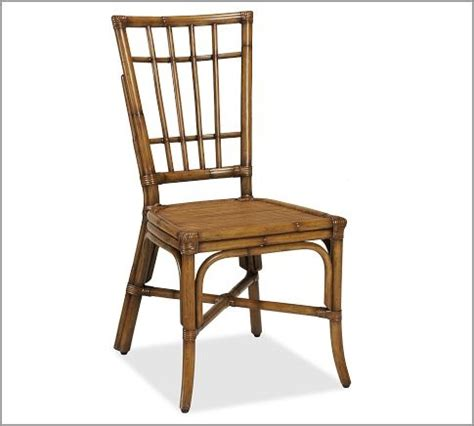 Pottery Barn Rattan Chair by Pottery Barn S Rattan Side Chair Lovely Construction And