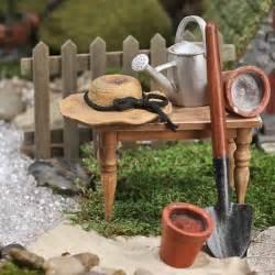 mini garden decor set what s new dollhouse