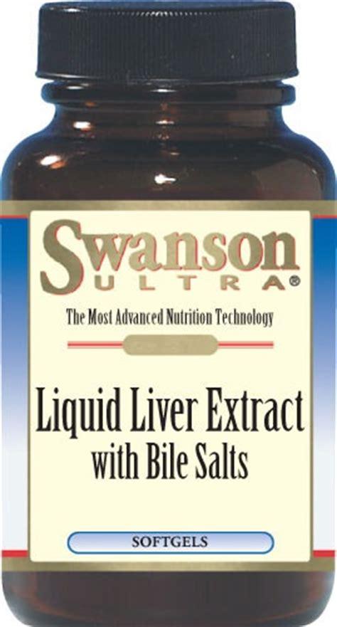Bile Salts Liver Detox by Liquid Liver Extract W Bile Salts Health Tips