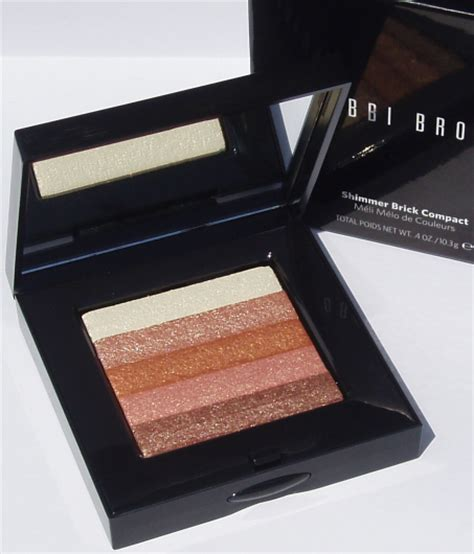 Review Sephora Brick Bronzer by Raspberry Brown Bronze Shimmer Brick Swatches