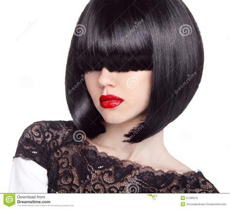 clothing style with short hair cut fashion bob haircut hairstyle long fringe short hair