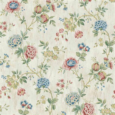 blue jacobean wallpaper chrysanthemum ruby jacobean wallpaper traditional