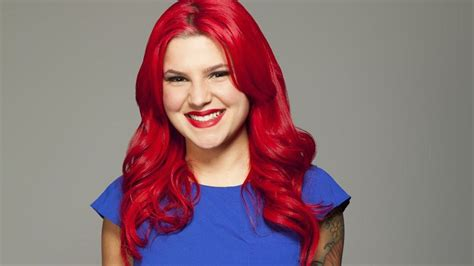 carly aquilino pink hair see girl code star carly aquilino s new cotton candy