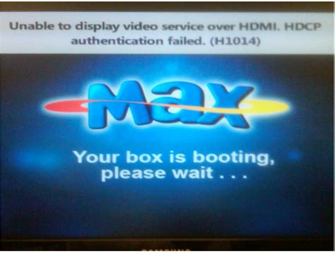 bca unable to authenticate your identity upgrading to hd high definition support sasktel
