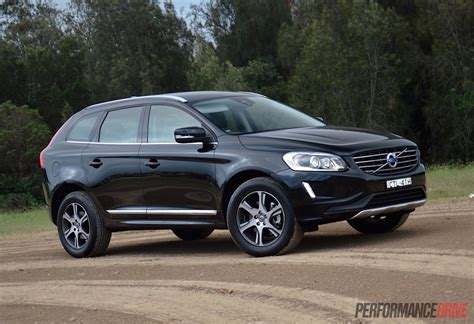 volvo xc60 2015 volvo xc60 t5 luxury review video performancedrive