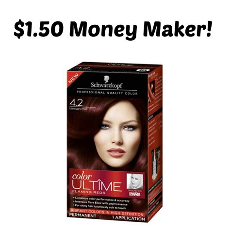 hair color at walmart 1 50 moneymaker on schwarzkopf hair color at walmart