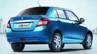 Maruthi Suzuki Dzire Maruti Suzuki Dzire India Price Review Images