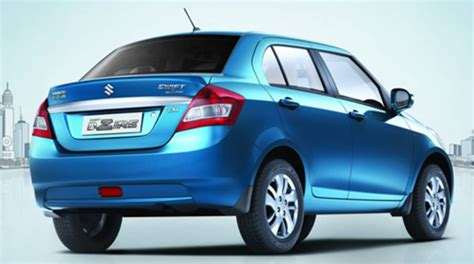Suzuki Desire Maruti Suzuki Dzire India Price Review Images