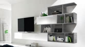 meuble tv suspendu athyn finition laqu 233 e blanche