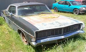 69 Ford Ltd 1969 Ford Ltd 4 Door S Code Hardtop 390 V 8 For Sale