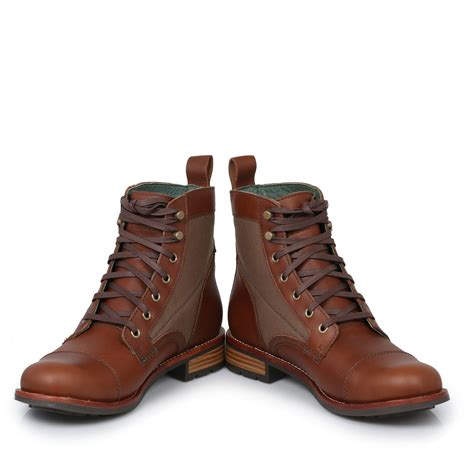 boots for brown barbour brown lonsdale mens boots sizes 7 11 ebay