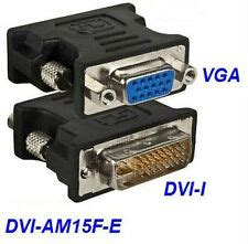 hdmi to dvi cable does not work dvi d to vga adapter not working solved displays