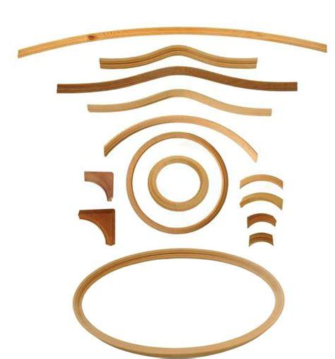 legno per cornici cornice a cerchio negozio mybricoshop