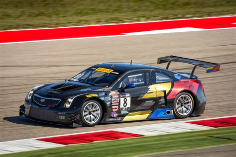cadillac its new cadillac ats v r is ready for its race