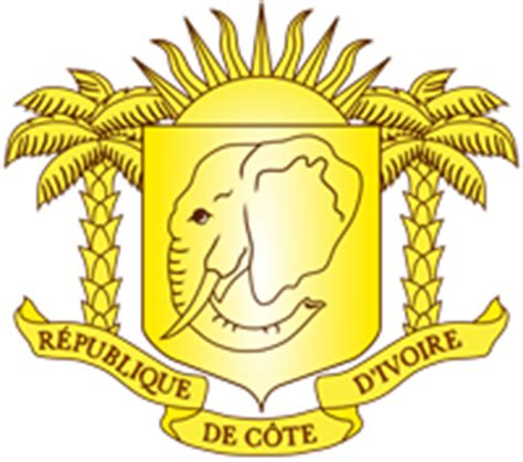 cote d'ivoire flags and symbols and national anthem