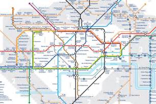 Home Design District West Hartford tfl has released the first official walk the tube map