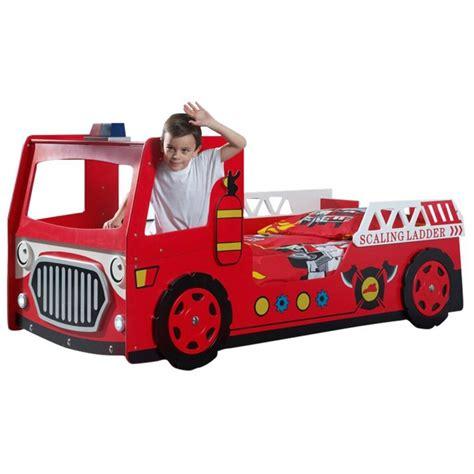 lit enfant quot camion de pompier quot
