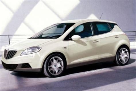 lancia y 3 porte 2012 lancia ypsilon only 5 doors europe car news