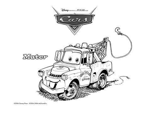 mater colouring pages kids coloring europe travel