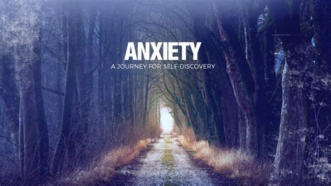 Self Discovery anxiety a journey for self discovery kerwin