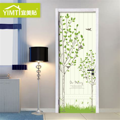 bedroom door stickers waterproof doors get quotations 183 bedroom door stickers