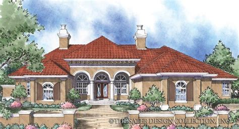 The Sater Design Collection by Home Plan Bellini Sater Design Collection