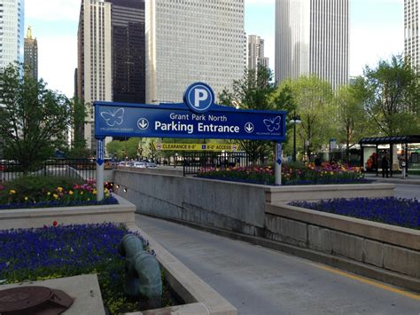 Millenium Park Parking Garage by Deals Offers Lights Festival The Magnificent