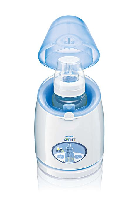 Warmer Bottle by Digital Bottle Warmer Scf260 34 Avent
