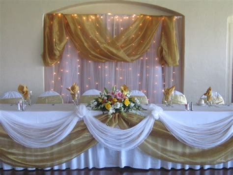 best fabric for wedding draping wedding decorative 9m gold organza fabric draping roll