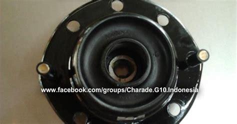 Karet Support Shockbreaker daihatsu charade g10 indonesia karet support shockbreaker