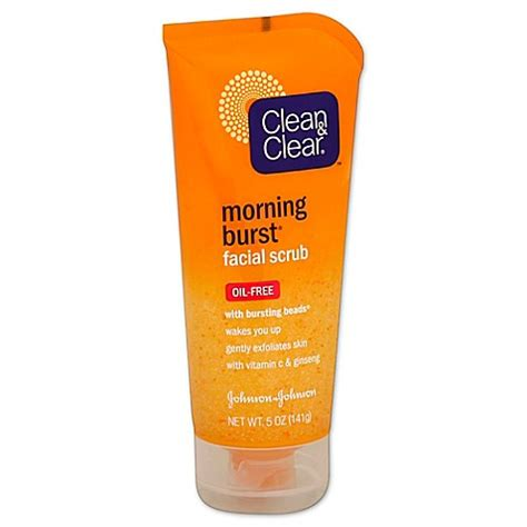 Harga Clean And Clear Morning Burst clean and clear 174 morning burst 174 5 oz scrub bed