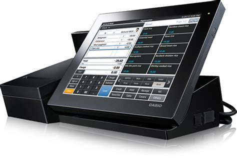Point Of Sales Casio V R100 B cohens point of sale register casio v r100