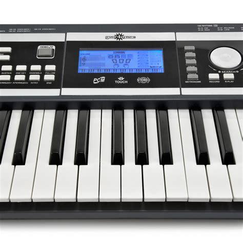 Keyboard Musik Usb lp 6280 leuchttasten keyboard mit 61 tasten und usb auf gear4music de
