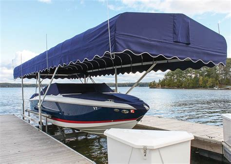 Boat Awnings by The Chad Experience Diy Boat Canopy Bird Wire Effective