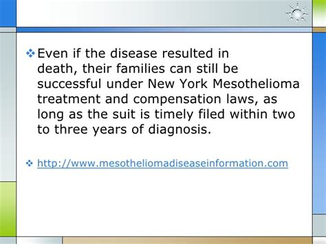Compensation Mesothelioma 2 by New York Mesothelioma Treatment And Compensation Suits