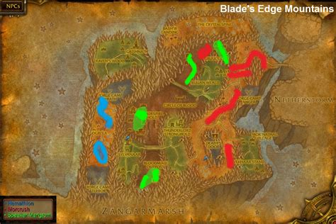edged blade wow spawns february 2012