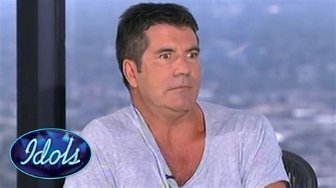 50 Things To About American Idols Simon Cowell by Simon Cowell Has Heard Enough On American Idol Idols