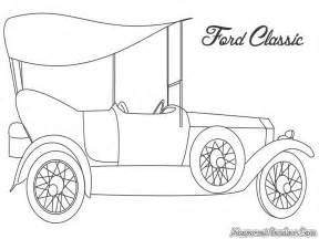 henry ford colouring pages sketch template