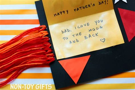 make a fathers day card 11 creative diy s day cards can make awwww