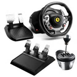 Steering Wheel And Gear Stick For Xbox 360 Racing Simulator Thrustmaster Tx Shifter Th8a Clutch Pedal