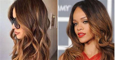 tinte de cabello para morenas tonos de cabello para pieles morenas belleza